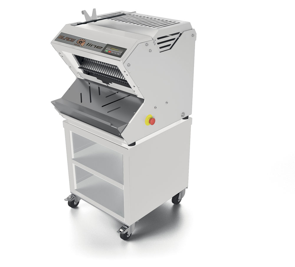 automatic bread slicer ba450 530s bakery pastry and pizza equipment