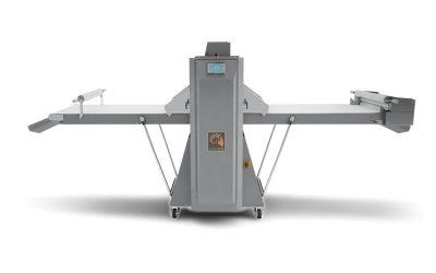 Автоматическая тестораскаточная машина QA600