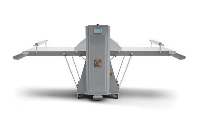 Полуавтоматическая тестораскаточная машина QS600